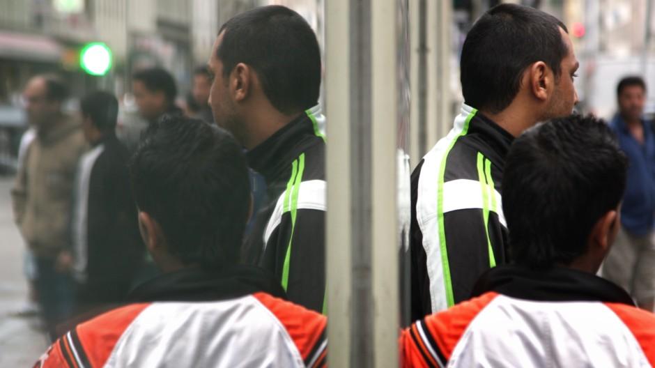Tagelöhner aus Bulgarien im Münchner Bahnhofsviertel