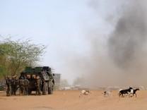 Militäreinsatz in Mali