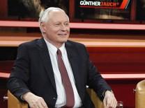 Oskar Lafontaine Günther Jauch