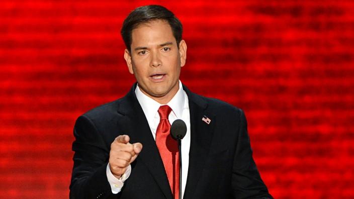 US-Senator Marco Rubio