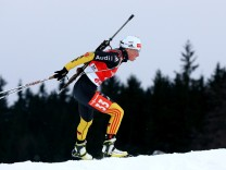 IBU Biathlon World Championships - Women's Pursuit