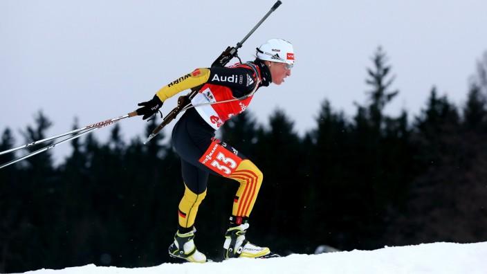 IBU Biathlon World Championships - Women's Pursuit