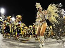 Karneval Rio de Janeiro Sambadrom