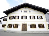 Geburtshaus von Papst Benedikt XVI. in Marktl am Inn, 2010