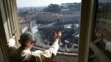 Benedikt XVI. Vatikan