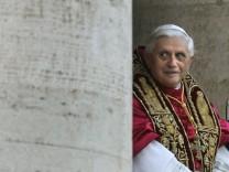 papst benedikt rücktritt