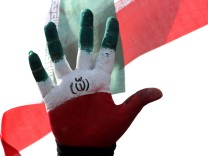 Iran, Bank, Konto
