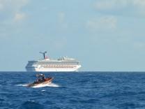 Schiff Mexiko Triumph