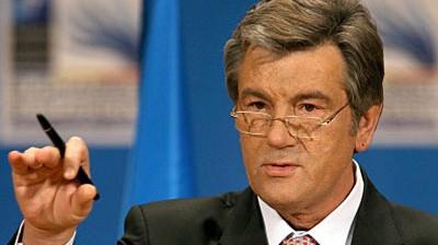 Gift-Anschlag auf Juschtschenko