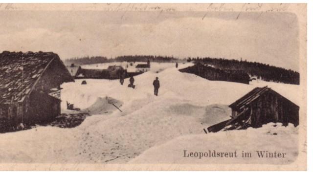 Geschichte Leopoldsreut im Bayerischen Wald