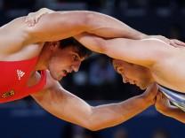 Ringen soll aus Olympia-Programm gestrichen werden
