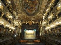 Markgräflichen Opernhauses in Bayreuth