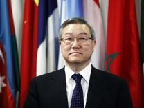 Südkoreas Außenminister Kim Sung Hwan