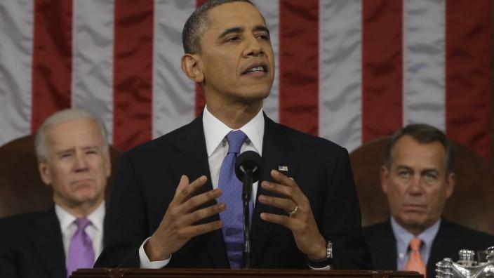 USA Barack Obama Republikaner Rede zur Lage der Nation