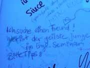 Katrin Fischer Klo-Graffiti Toilettensprüche Magisterarbeit, oH