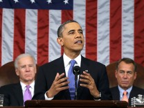Barack Obama Rede zur Lage der Nation