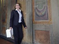 Vatikan-Berichterstatterin Giovanna Chirri