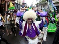 Karneval Mardi Gras New Orleans