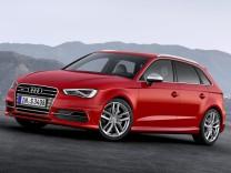 Audi S3 Sportback, Audi S3, Audi, Mercedes A 45 AMG, Kompaktklasse, VW Golf