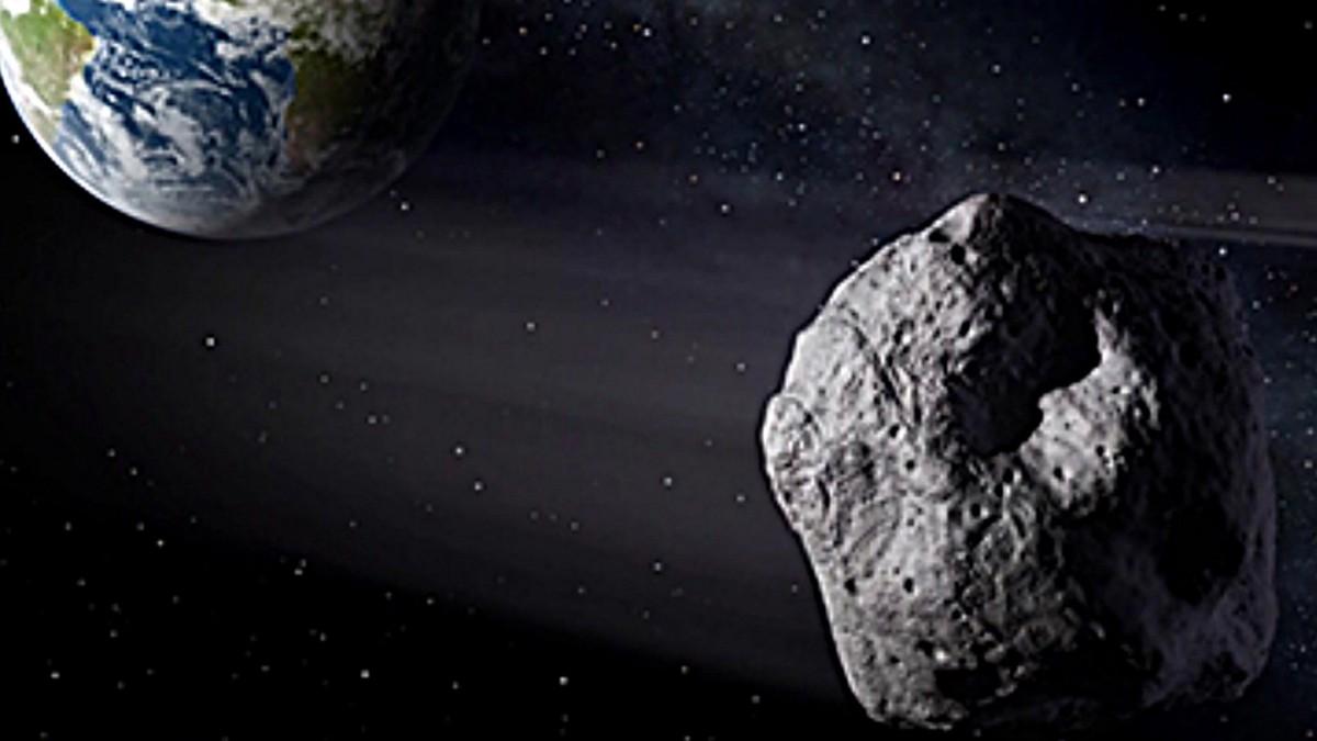Asteroid soll Erde knapp verfehlen