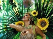 Karneval Rio de Janeiro beste Samba Sambaschule Sambodromo Sambadrom