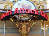 Heart Attack Botschafter stirbt an Herzattacke