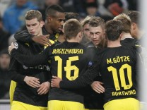 Shakhtar Donetsk vs Borussia Dortmund