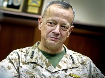 John Allen Nato Oberkommandeur Afghanistan USA David Petraeus Mail CIA