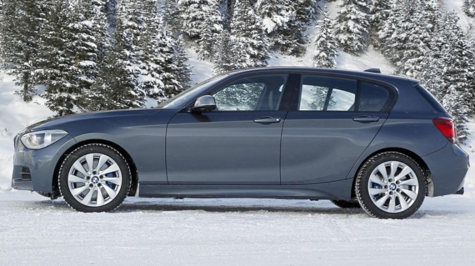 BMW M135i Xdrive, xdrive, BMW, Einser, Quattro, Allrad, 135i