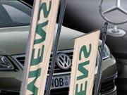 Siemens, Volkswagen, Daimler, AP, Reuters, ddp
