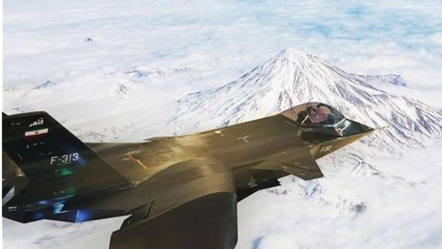 KhouzNews.ir Iran Tarnkappenbomber
