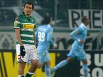 VfL Borussia Monchengladbach v S.S. Lazio - UEFA Europa League Round of 32