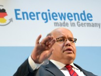 EEnergiewende Strompreisbremse Bundestagswahl Wahlkampf Altmaier
