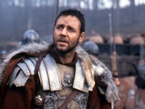 Russel Crowe im Film Gladiator