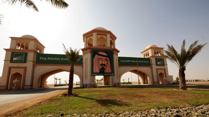 SAUDI ARABIA-KING ABDULLAH ECONOMIC CITY
