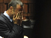 Oscar Pistorius shooting