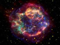 Supernova für kosmische Strahlung verantwortlich