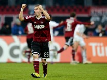 1. FC Nürnberg - Hannover 96 2:2