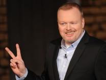 Stefan Raab ko-moderiert TV-Duell
