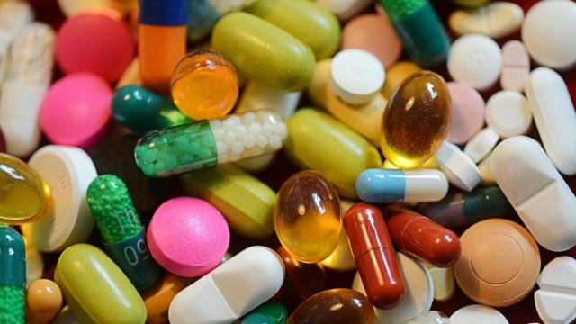Antidepressiva Pillen Tabletten Arzneimittel Medikamente