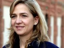 Spanische Königstochter Cristina in Finanzskandal belastet
