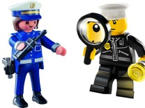 Lego vs. Playmobil