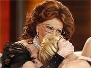 Sophia Loren und Michelle Hunziker; Reuters