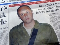 Mister X Gefangener X Israel Mossad Australien Ben Zygier