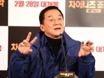Jackie Chan Politik