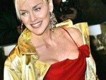 Sharon Stone stellt Basic Instinct 2 in New York vor