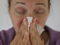 Grippewelle Bayern