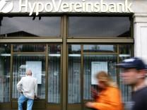 Warnstreiks bei HypoVereinsbank