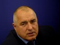 Boiko Borisow Kabinett Proteste Strompreise Rücktritt