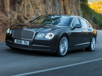 Bentley Flying Spur, Bentley, Rolls-Royce, Autosalon Genf